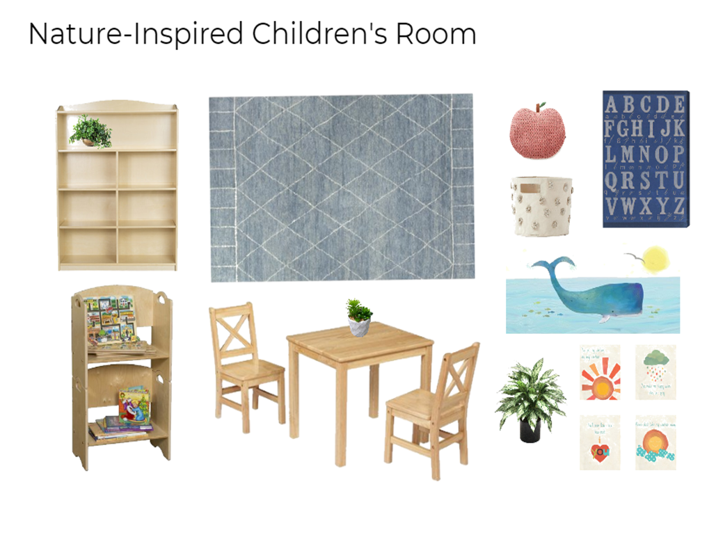 interior design children's rooms